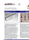 Piezometric and ultra-sonic water level sensors Brochure (PDF 229 KB)