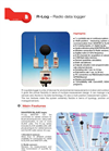 Model R-Log - Radio Data Logger Brochure