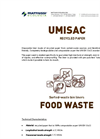 Umisac - Recycled Paper Brochure