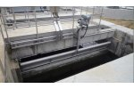 Model KD 34  - Adjustable Overflow Weir