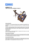 Gordic - Model F160 - Automatic Filling Machine Brochure