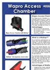 Wapro Access - Model WaStop Series - Inspection Chamber Brochure