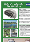 WaReg - Flow Regulator Brochure