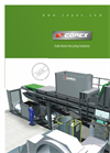 Model PMM - Multi-Material Baling Presses- Brochure