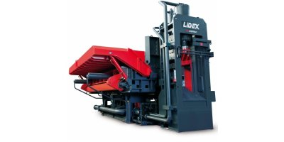 LIDEX - Hydraulic Scrap Shear