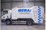 Model MGB - TCI 130 L4000 - L8000 - Mobile Cleaning Plant