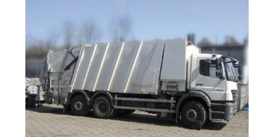 Model SaWa2200 - Collecting and Cleaning Combined Vehicle