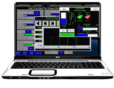 Supervisory Control and Data Acquisition (SCADA) Software
