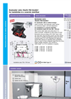 Staufix - Model FKA - Motorized Backwater Valves Brochure