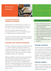 Enterprise EMIS Solutions Software Brochure