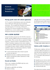 EH&S Custom Compliance Solutions Software Brochure