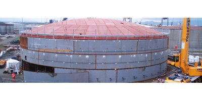 Storage Tank Construction Services
