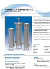 Shelco - Model 12FOS & 22FOS Series - Multi-Cartridge Filter Housings Datasheet