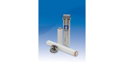 Shelco - Model CSF Series - Single Cartridge Filter Housings with Ring Nut Closure for SOE Cartridges