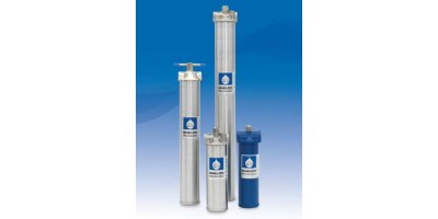 Shelco - Model FAS and FAC Series - Single Filter Cartridge Housings