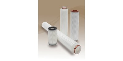 Shelco MicroVantage™ - Model MPA Series - Absolute Rated Pleated Polypropylene Filter Cartridges