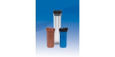 Shelco - Model SPH Series - Polypropylene Plastic Filter Housings