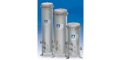 Shelco - Model SJCH Series - Single Jumbo Cartridge Filter Housings