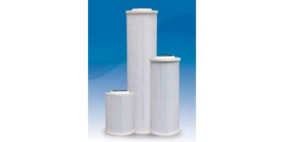 Shelco - Model SJC Series - High Flow Pleated Cartridge Filters