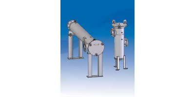 Shelco - Model 1HF & 1UHF Series - Water Filtration High Flow Single Cartridge Housings