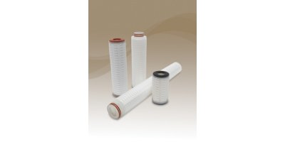 Shelco MicroVantage™ - Model MPN Series - Polypropylene Pleated Filter Cartridges