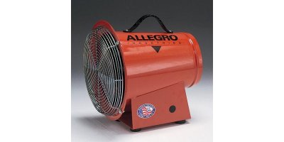 "Allegro - Model 9513, 9514, 9514-25 - 8"" AC Axial Blower"