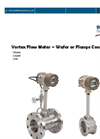 Vortex - Model BFVM-25-S-Z-B-N-2-T2 - Steam Flow Meter Brochure