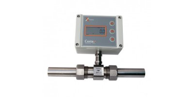 Model BLFT-6-NC-10-S-S-P63-BS - Liquid Flow Turbine Meter