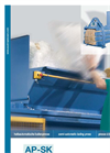 Horizontal Bale Presses - AP-SK Brochures With Technical Data (PDF 263 KB)