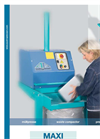Waste Compactors - MAXI Brochures With Technical Data (PDF 239 KB)