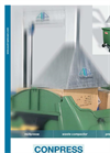 Waste Compactors - CONPRESS Brochures With Technical Data (PDF 248 KB)