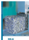 Automatic Can Crushers - DS-A 700 Brochures With Technical Data (PDF 415 KB)