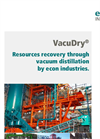 VacuDry - Vacuum Distillation Process - Brochure