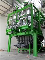 VacuDry - Oil and metal recovery  from mill scale and  grinding swarf