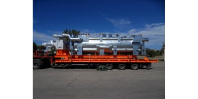 VacuDry - Waste Treatment Mobile Solutions Unit