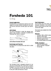 Forsheda - 101 - G-Ring Brochure