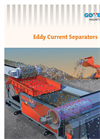 Goudsmit Magnetics Eddy-Current non-ferrous Separators