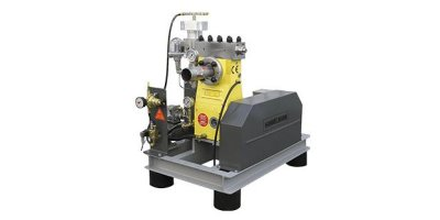 Hammelmann - Model HDP 10 - High Pressure Pumps