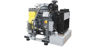 Diesel Driven Pump Units