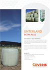 Coveris Unterland - Model Extra Plus - For Perfect Bale Wrapping - Datsheet