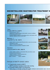 Decentralized Wastewater Treatment Systems Brochure