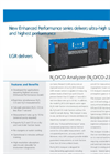 N2O/CO Analyzer (N2O/CO-23D) Datasheet