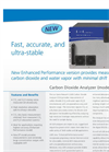 Carbon Dioxide Analyzer Model CDA-22 Brochure