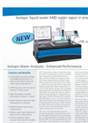 IWA-35EP Isotopic Water Analyzer datasheet