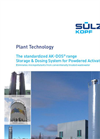 AK-DOS - Storage & Dosing System for Powdered Activated Carbon - Brochure