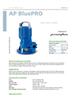 Zenit - AP BluePRO - High Head Impeller for Submersible Pump Datasheet