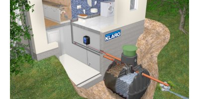 KLARO - Model K-Easy - Wastewater Treatment Plants