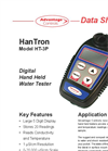 HanTron - Model HT-3P - Water Conductivity Tester Brochure