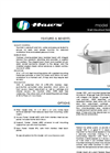 Model 1001 BarrierFree Drinking Fountain Spec Sheet