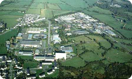 Cibyn Industrial Estate